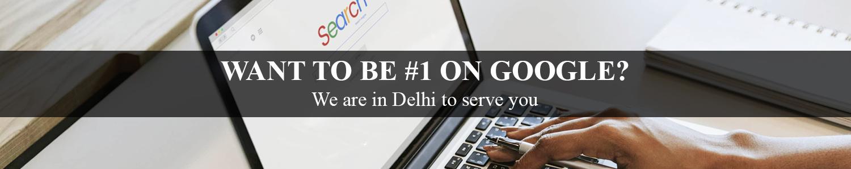SEO Banner Delhi